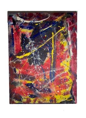 Composition_Acrylic on Canvas_18X24