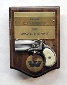 Award~Found Objects~6X1X8