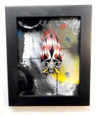 Untitled II~Found Objects~10x12x1