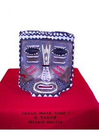 Janus Mask-Side I