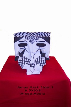 Janus Mask Side II