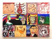 Campos Sampler~Acrylic on Canvas~24X18