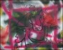 The Mixer~Mixed Media on Canvas~16x20