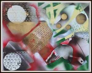 The Merchant Class~Acrylic on Canvas~20X16
