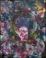 Lucid Dream II~Mixed Media on Canvas~20 x 16