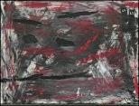 Sciatica~Mixed Media on Canvas~18Lx24H